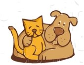 dog and cat pic